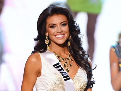 After Flub, Miss Utah Outshines Pageant Winner