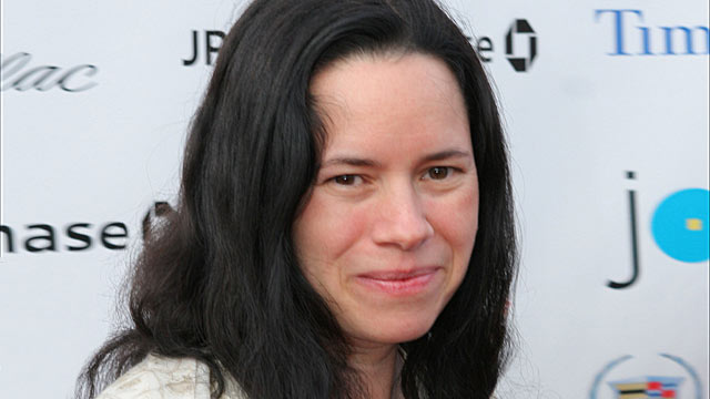 PHOTO: Natalie Merchant during Jazz at Lincoln Center's 5th Annual Spring Gala at Apollo Theater, New York City, New York.