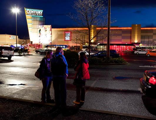 Oregon Mall Shooting