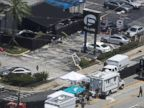 PHOTO: Law enforcement officials continue the investigation at the Pulse gay nightclub, June 15, 2016 in Orlando, Florida.
