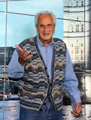 Ottavio Missoni, Founder of Iconic Italian Fashion House, Dies at 92