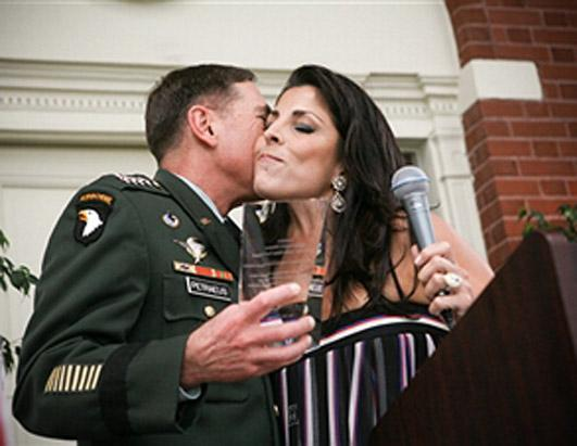 Faces of the Petraeus Scandal 