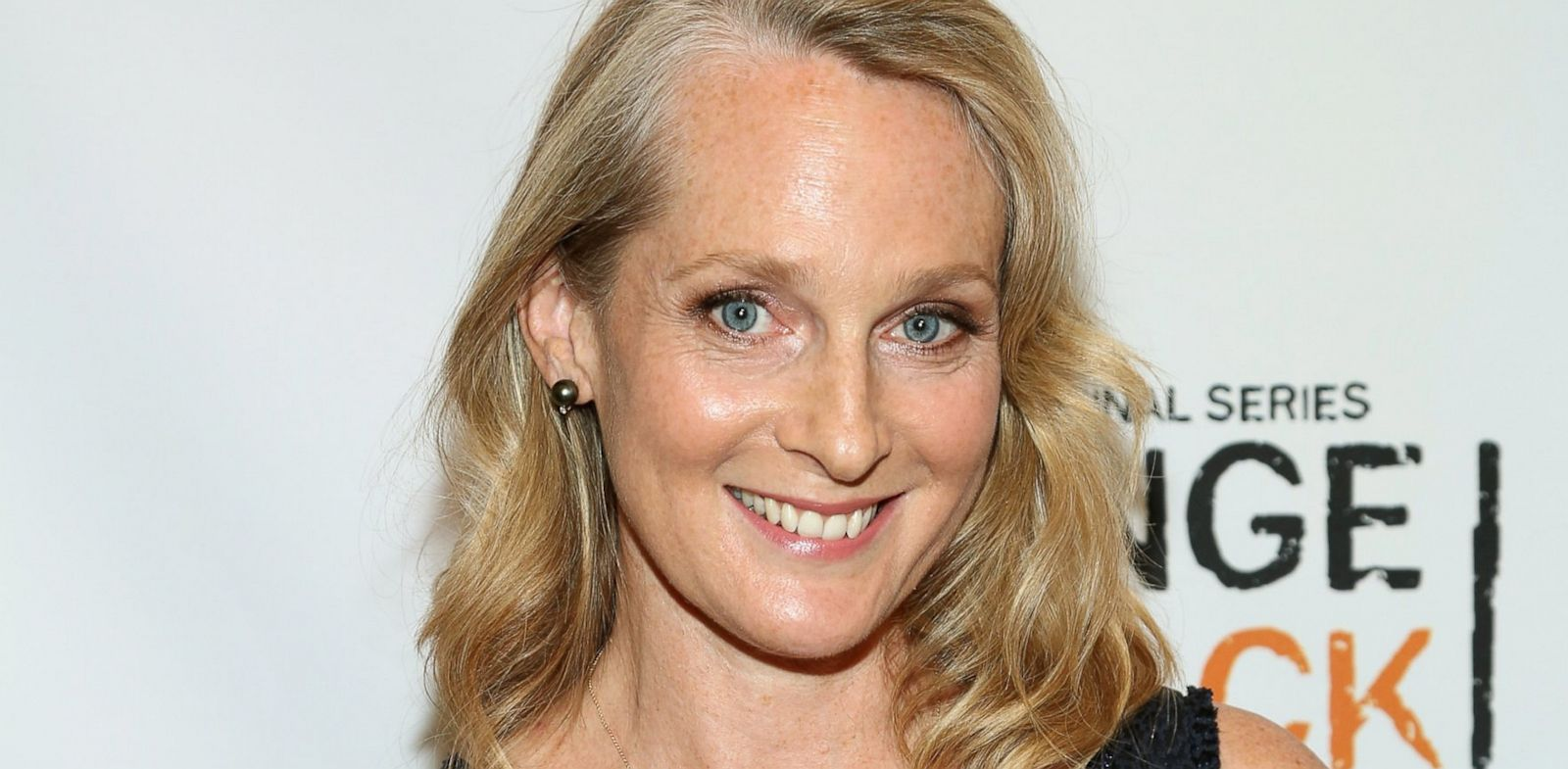 "PHOTO: Author Piper Kerman attends the ""Orange Is The New Black"" New York Premiere at The New York Botanical Garden on June 25, 2013 in New York City."
