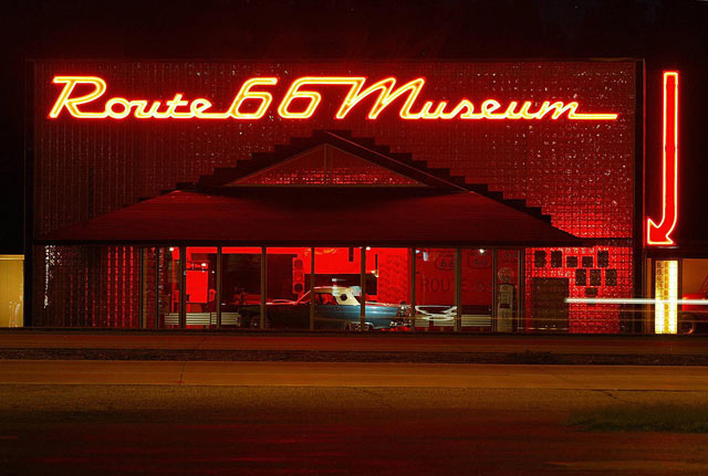 gty route 66 museum kb 130626 blog Route 66 Runs Forever