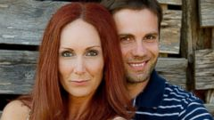 PHOTO: Actress Shannon Guess Richardson and husband Nathan Richardson are shown in this May 19, 2012 photo.