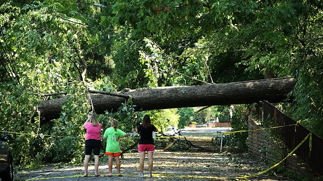 Storms: Mid-Atlantic Power Outages Could Last Days - ABC News