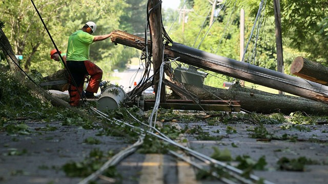 Fierce Summer Storms Kill 12, Leave 2 Million Without Power - ABC News