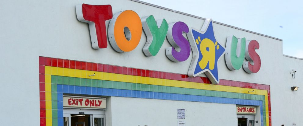 PHOTO: A file photo from 2013 shows a Toys R Us store located in Los Angeles, Calif.