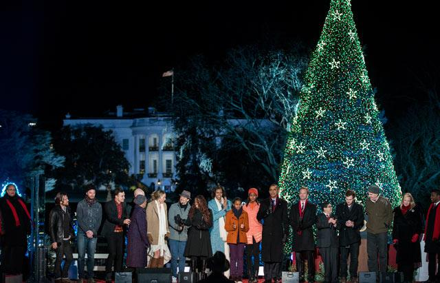 National Christmas Tree Lighting