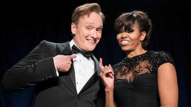 WH Correspondents' Dinner: Conan's Best Jokes