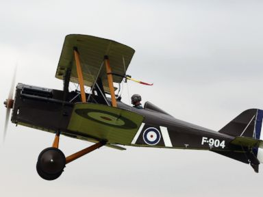 Photos: World War I Fighters Fly Again