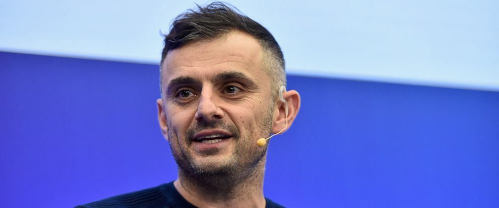 PHOTO: CEO & Co-Founder Vaynermedia Gary Vaynerchuk speaks at the Brand U Event at Nasdaq MarketSite during 2016 Advertising Week New York on September 29, 2016 in New York City.
