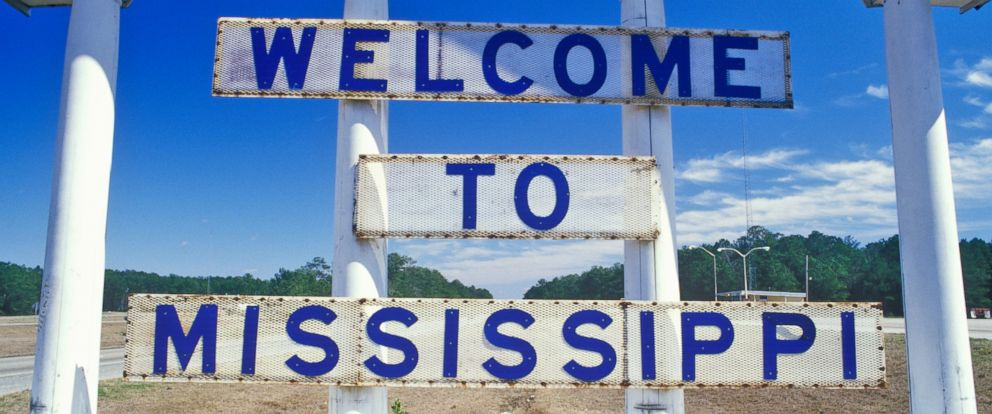 PHOTO: Welcome to Mississippi