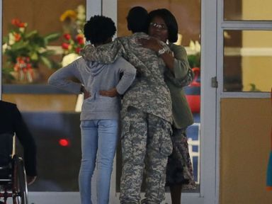 Soldier killed in Niger ambush laid to rest in Florida