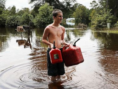 Slideshow: Gulf Coast residents struggle to recover after Hurricane Harvey