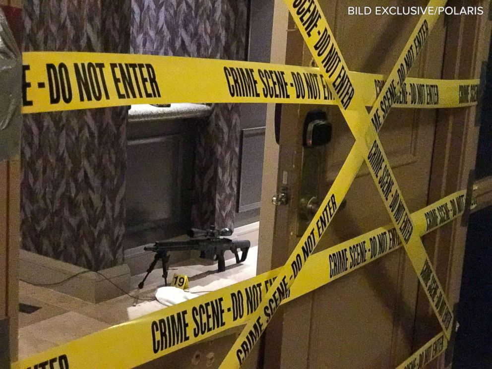 PHOTO: A scene from the inside of the Mandalay Bay Resort and Casino on the Las Vegas Strip, Oct. 3, 2017 where the shooter stayed.
