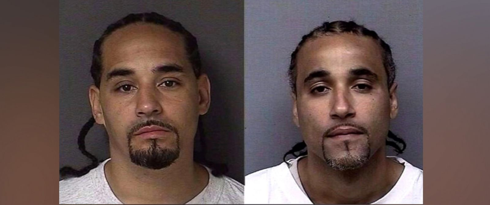 PHOTO: Richard Anthony Jones, right, was released from prison after 17 years for a 1999 robbery.