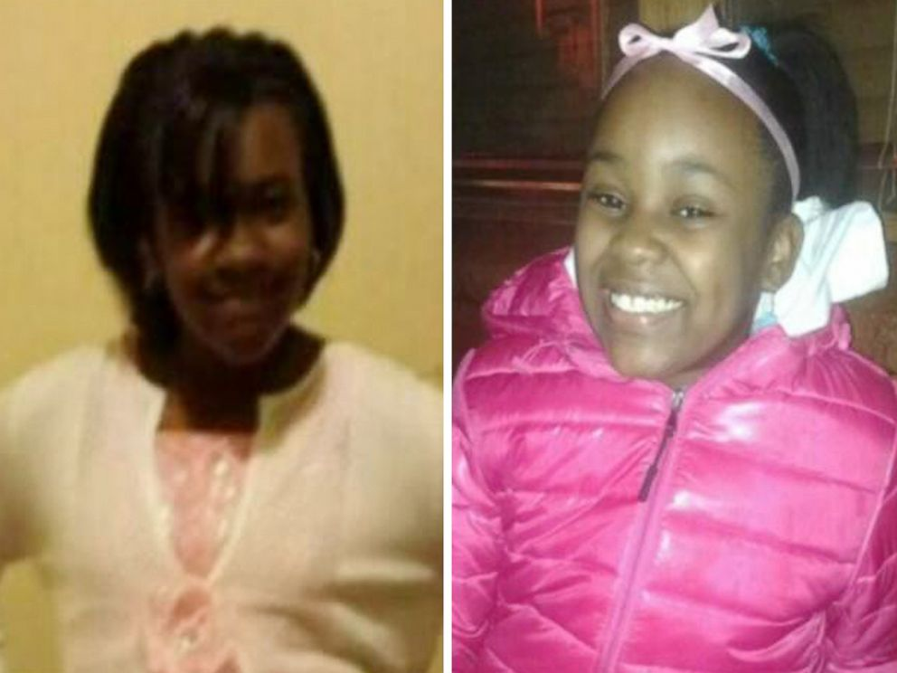 PHOTO: Kanari Bowers, 12, and Takiya Holmes, 11, of Chicago are seen in undated handout photos.