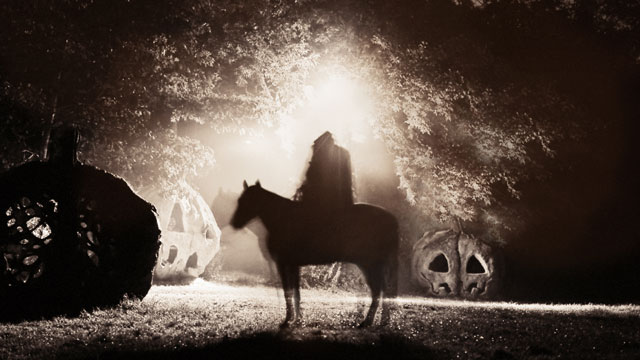 PHOTO: Headless Horseman, New York