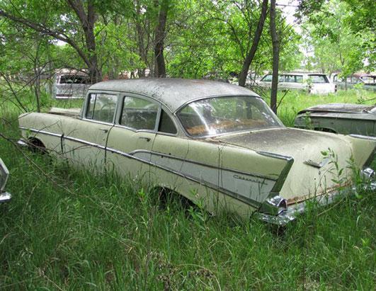 Vintage Car rs Gold Mine Picture | Lambrecht Chevrolet Company ...