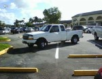 PHOTO: This photo of bad parking is taken from the website youparklikeanasshole.com. 
