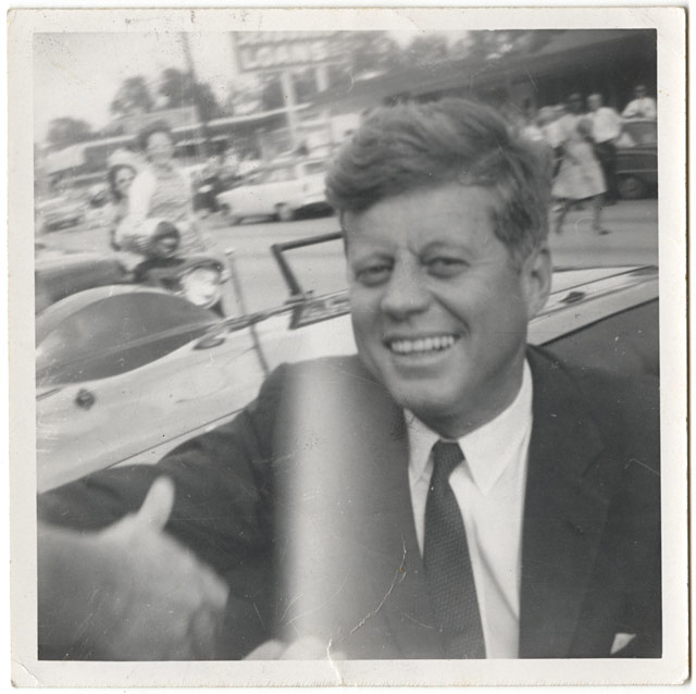 ht 2 JFK campaigning 2 ll 131022 wblog JFK 1963: A Bystanders View of History