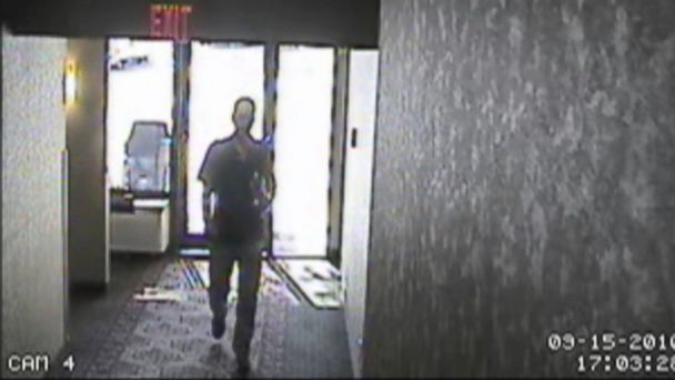 PHOTO: Greg Fleniken, seen here, was recorded on hotel security camera tapes entering the Elegante Hotel.