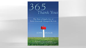 PHOTO: 365 Thank Yous by John Kralick