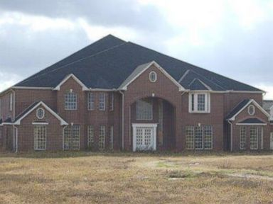PHOTO: A 46-bedroom house is for sale in Manvel, Texas.