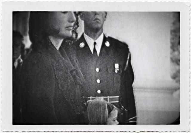 ht 7 JFK Television image Jacqueline Caroline funeral procession ll 131023 wblog JFK 1963: A Bystanders View of History