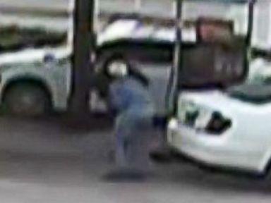 Armed Robber's Victim, 79, Fights Back