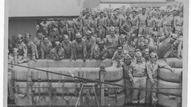 The Borinqueneers Congressional Gold Medal Alliance Provided This Undated Group Photo Of 65th Infantry Regiment