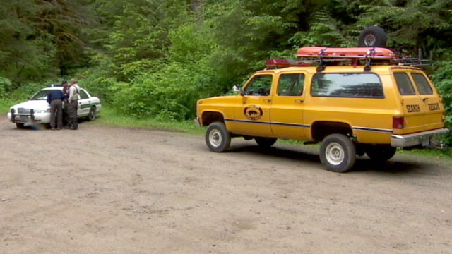 PHOTO: A search and rescue is underway for a 19-year-old woman who disappeared from Canyon Creek Campground in Gifford Pinchot National Forest after