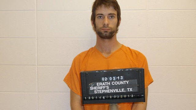 PHOTO: Eddie Ray Routh has been charged with the killing of Chris Kyle.