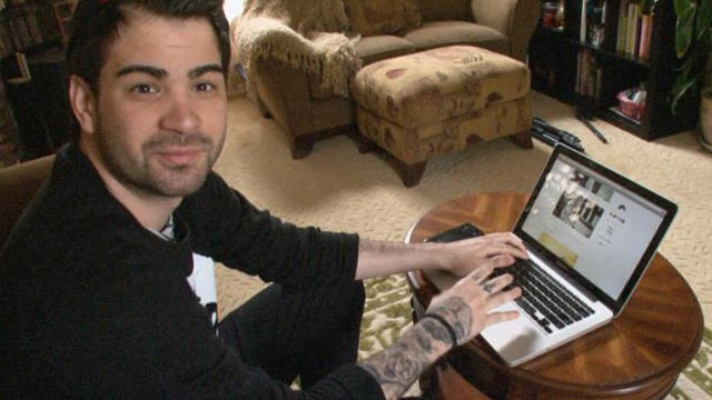 PHOTO: Hunter Moore sold his popular and controversial website ...
