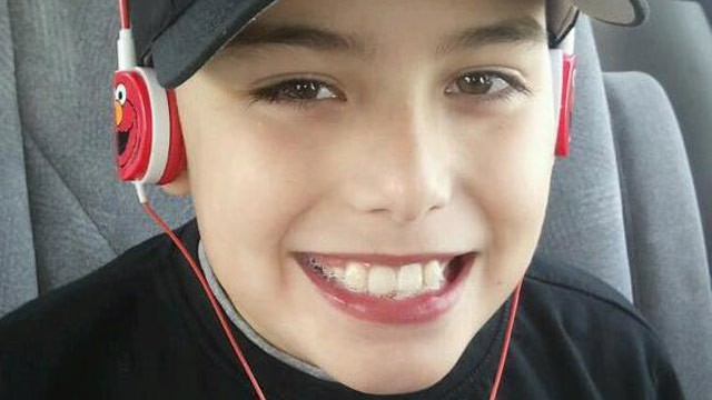 PHOTO: Jose Salinas, 10, is seen in this photo.