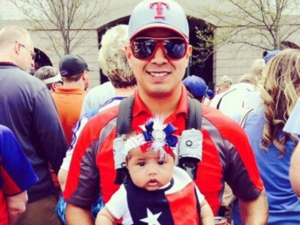 PHOTO: Officer Patrick Zamarripa was confirmed as one of the five police officers killed during a protest in Dallas, Texas, July 7, 2016.