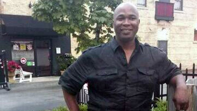 PHOTO: Radcliffe Franklin Haughton, 45, of Brown Deer, Wis., is shown in this Facebook profile photo.