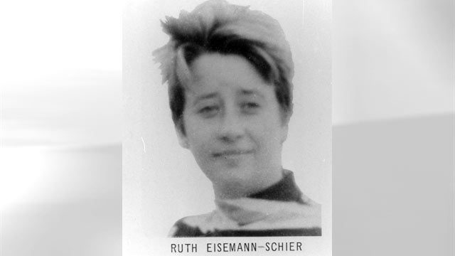 PHOTO: Eight women have been on the Most Wanted List- The first to be placed on the list was Ruth Eisemann-Schier, added in 1968 for kidnapping a millionaires daughter as well as extortion, and other crimes.
