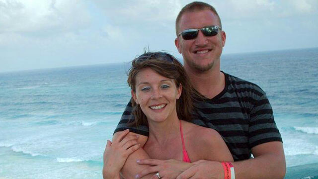 PHOTO: The engagement of couple Ryan Houston, 30, and Laura Yearout, 28, of Asheville, N.C., went awry at a beach resort in Cozumel, Mexico.