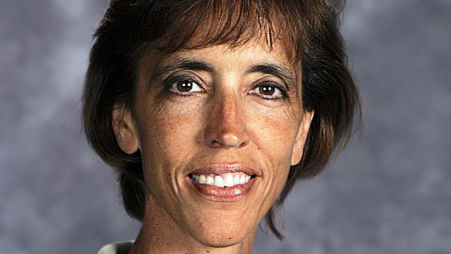 PHOTO: Sidney High School math teacher Sherry Arnold, 43, who has been missing since Jan. 7, 2012, is seen in this undated file photo.