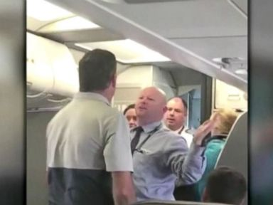 American Airlines apologizes, puts flight attendant on leave after confrontation