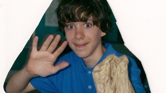 PHOTO: Adam Lanza is pictured at St. Rose Middle School in this undated photo.