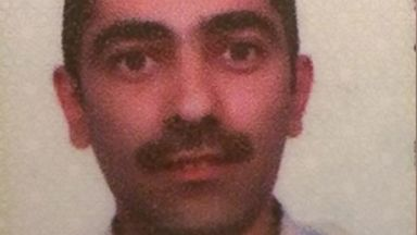 PHOTO: Ahmed Al-Jumaili is seen in this undated photo provided by the Dallas police.