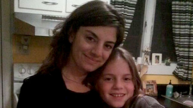 PHOTO: Alaina Giordano was denied primary custody of her two children.