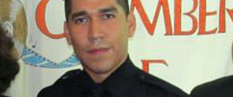 PHOTO: North Miami Police Officer Jonathon Aledda.