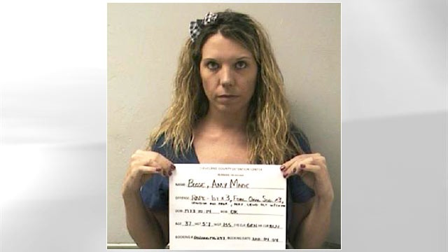PHOTO:&nbsp;Amy Blose, a 37-year-old nurse, is charged with having sex with a 13-year-old boy.