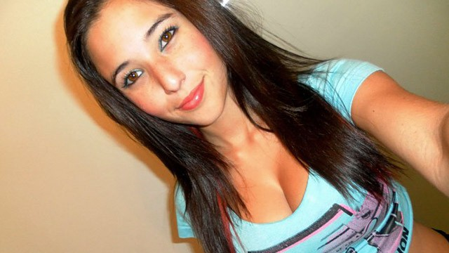 angie varona now 18 was just 14 years old when she uploaded some ...