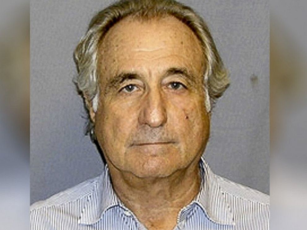PHOTO: Metropolitan Correction Center Booking Photo Released by the Us Department of Justice of Bernard Madoff, America - 17 Mar 2009.