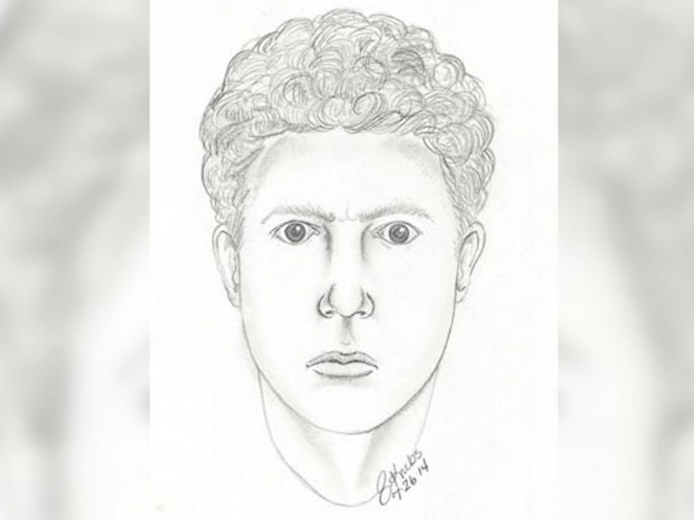 PHOTO: Michigan State Police released this drawing of a person of interest in their investigation into the July 24, 2014 death of April Millsap.